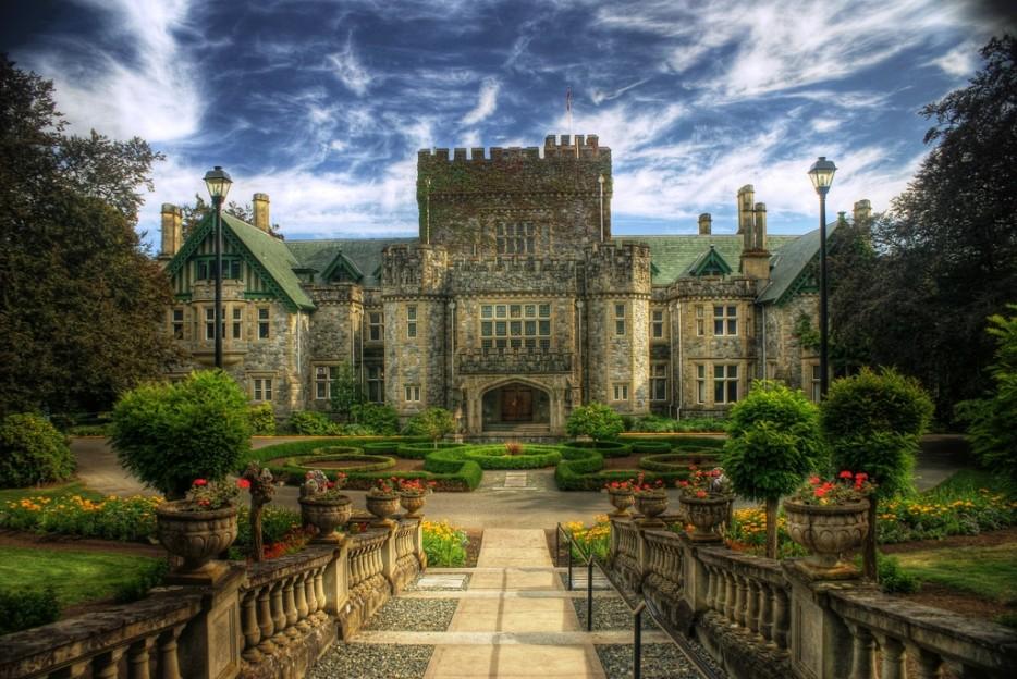 Hatley Castle, Colwood, British Columbia