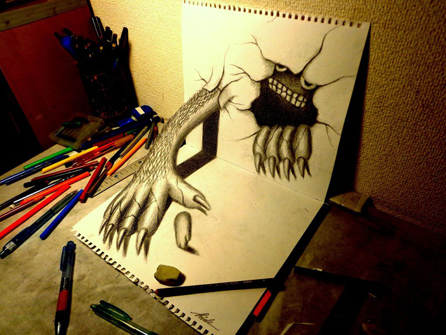 3d-pencil-drawings-24